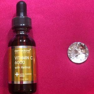 Dermedicine Vitamin C 6000 W/ Retinol 1oz